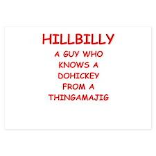 hillbilly Invitations