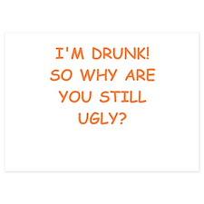 drunk Invitations