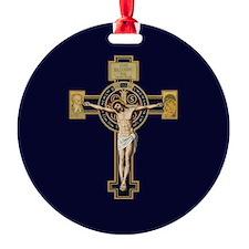 Benedictine Crucifix Ornament