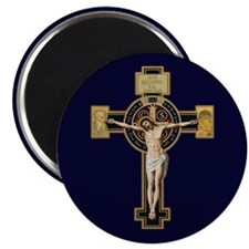 Benedictine Crucifix Magnets