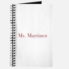 Ms Martinez-bod red Journal