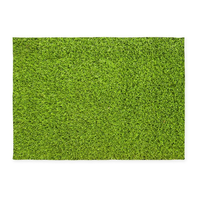 Grass 5'x7'area Rug By INQUISITIONNEWS1