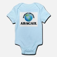 World's Greatest Abagail Body Suit