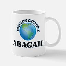 World's Greatest Abagail Mugs
