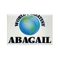 World's Greatest Abagail Magnets