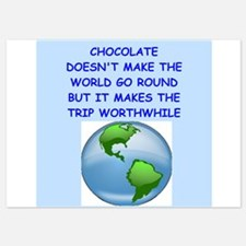 chocolate Invitations