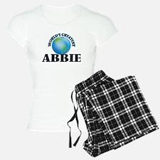 World's Greatest Abbie pajamas