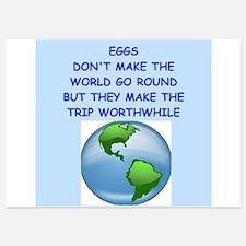 eggs Invitations