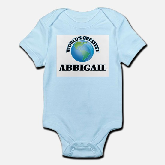 World's Greatest Abbigail Body Suit