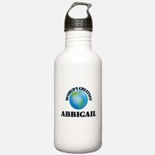 World's Greatest Abbig Water Bottle