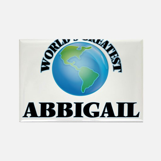 World's Greatest Abbigail Magnets
