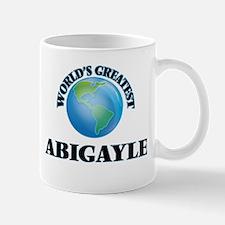 World's Greatest Abigayle Mugs