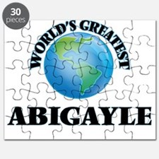 World's Greatest Abigayle Puzzle