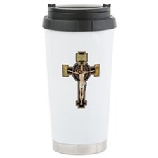 Unique Medal saint benedict Travel Mug