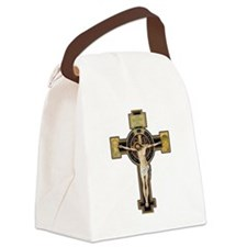 Cute Benedictine Canvas Lunch Bag
