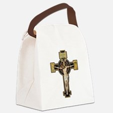 Cute Benedictine Canvas Lunch Bag