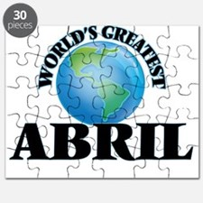 World's Greatest Abril Puzzle