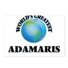World's Greatest Adamaris Postcards (Package of 8)