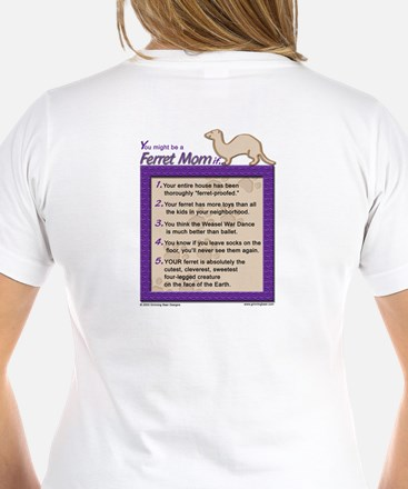 Ferret Mom Shirt