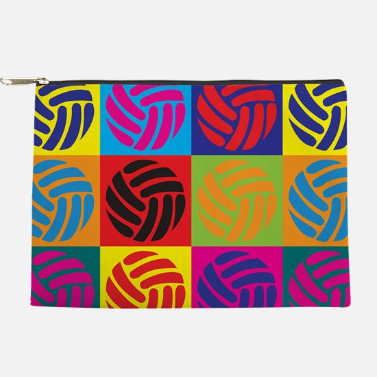 wg457_43_Volleyball-Player Makeup Pouch