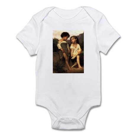 At the Edge of the Brook Infant Bodysuit