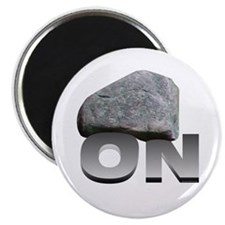 """Rock On 2.25"""" Magnet (100 pack)"""