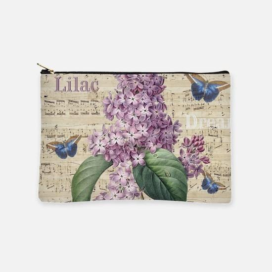 Lilac Dream Makeup Pouch