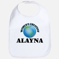 World's Greatest Alayna Bib