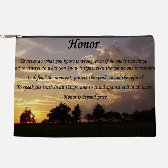 Honor Makeup Pouch