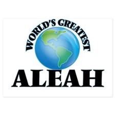 World's Greatest Aleah Invitations