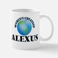 World's Greatest Alexus Mugs