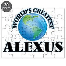 World's Greatest Alexus Puzzle