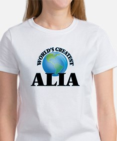 World's Greatest Alia T-Shirt