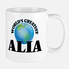 World's Greatest Alia Mugs