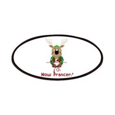 Now Prancer Patches