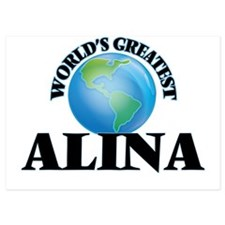 World's Greatest Alina Invitations