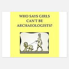 archaeology Invitations
