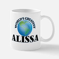 World's Greatest Alissa Mugs