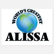 World's Greatest Alissa Invitations