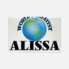 World's Greatest Alissa Magnets