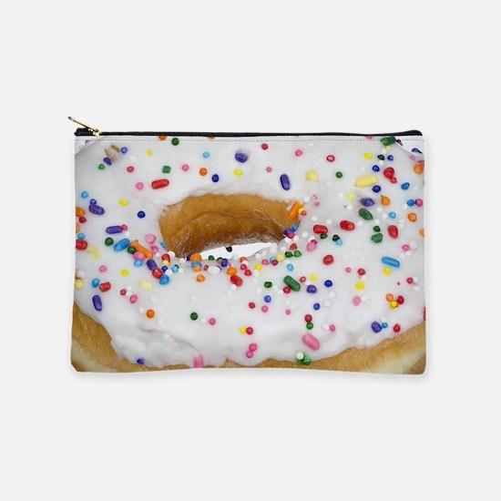 rainbow donut  Makeup Pouch