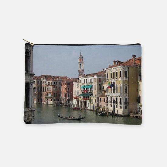 Romance in Venice Makeup Pouch