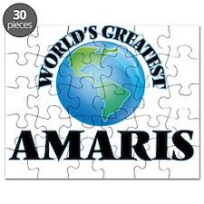 World's Greatest Amaris Puzzle