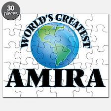 World's Greatest Amira Puzzle