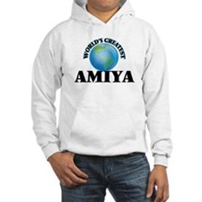 World's Greatest Amiya Hoodie