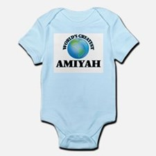 World's Greatest Amiyah Body Suit