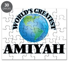 World's Greatest Amiyah Puzzle