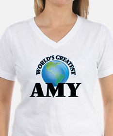 World's Greatest Amy T-Shirt