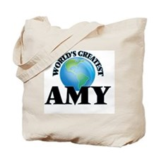 World's Greatest Amy Tote Bag