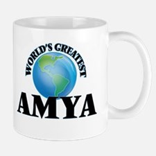 World's Greatest Amya Mugs